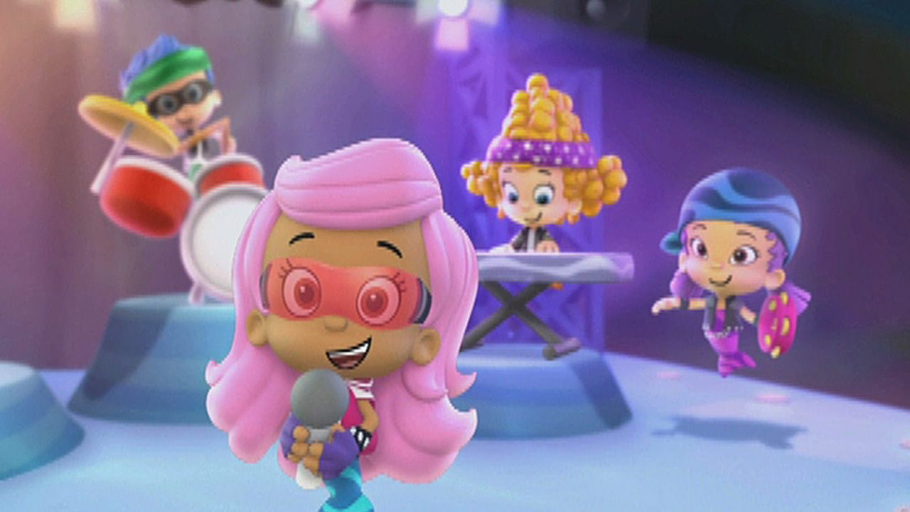100 Get This Free Bubble Guppies