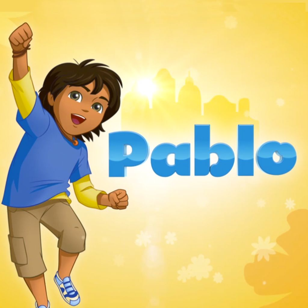 Get To Know Pablo Dora And Friends Into The City