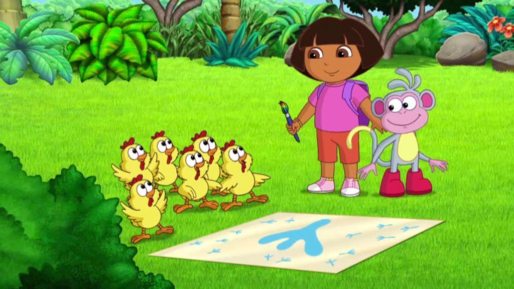 Dora the Explorer Episodes and Music Videos on Nick Jr.