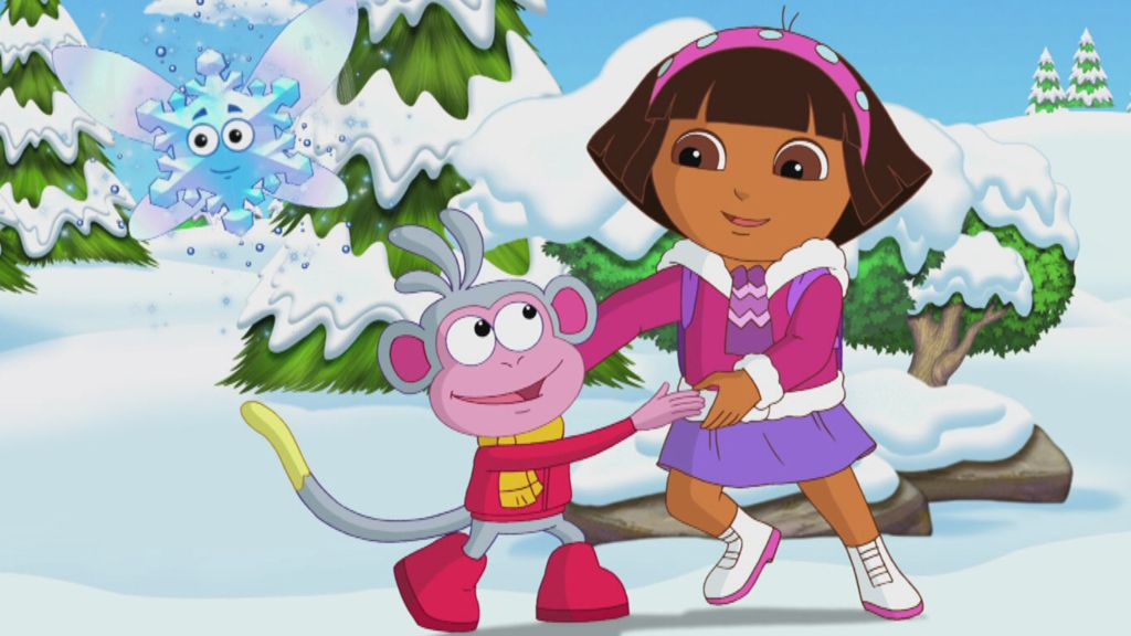 Watch A Ruby's Snow Queen Video: Max and Ruby S1, Ep010