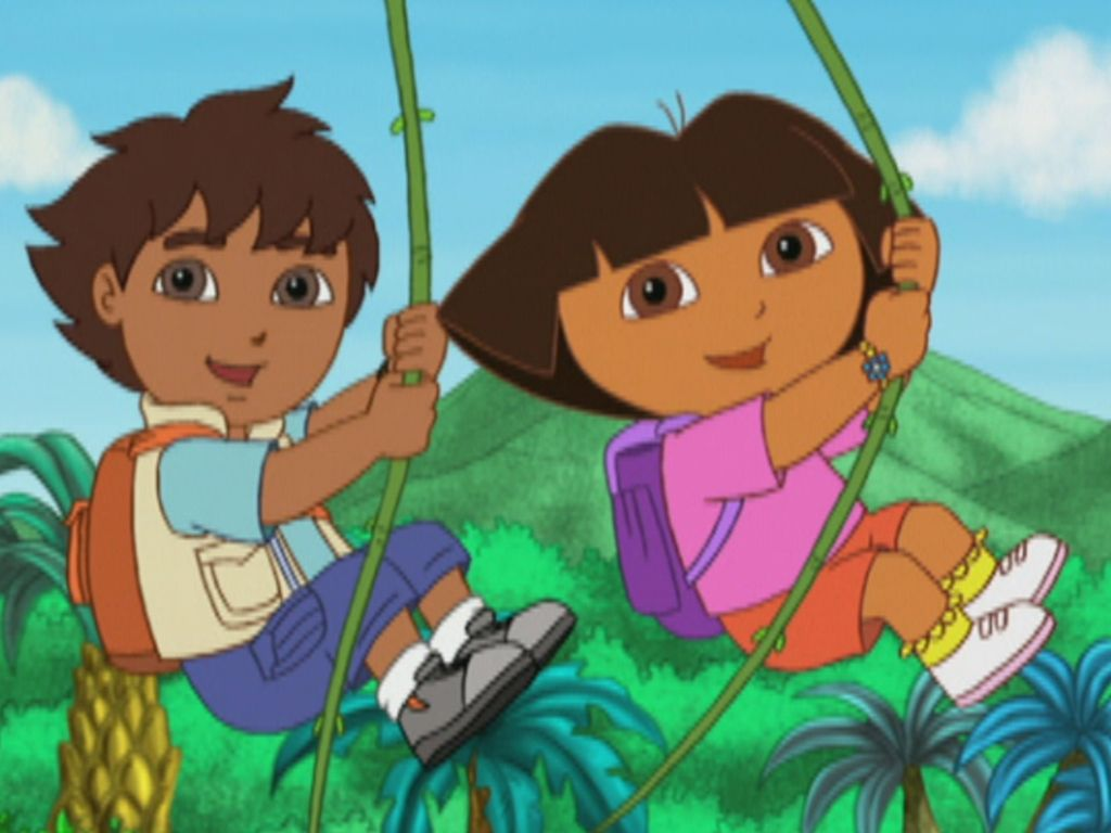 Booboo on the Pygmy Marmoset Go Diego Go S1 Ep112