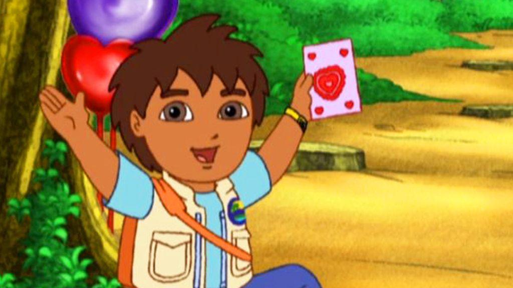 Watch Sammys Valentine Video Go Diego Go S2 Ep203