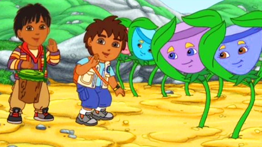 Go, Diego, Go Full Episodes, Videos and Games on Nick Jr.