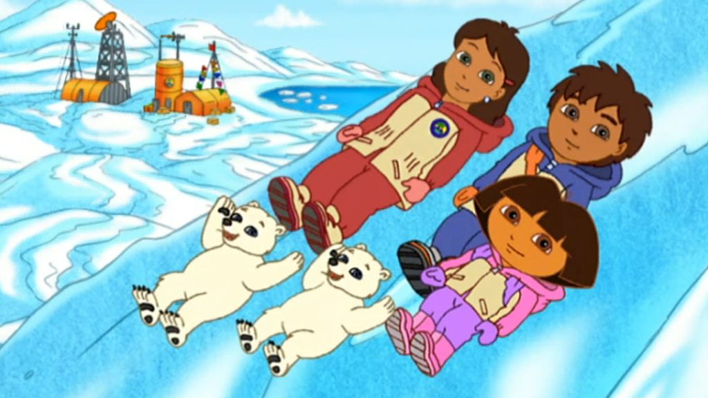 Go Diego Go Tuga Helps The Moon Eleven 97 | WSOURCE