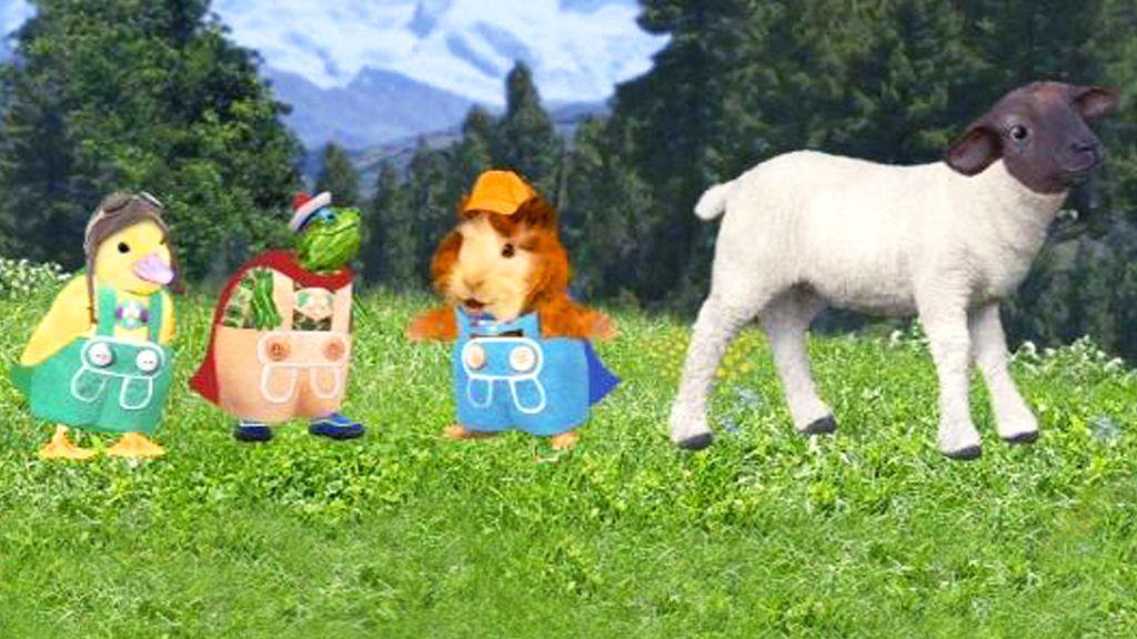 Wonder Pets Sheep Video Clip Wonder Pets s2