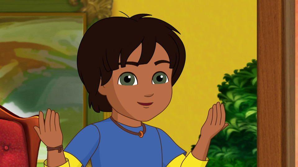 "NickALive!: Nick Jr. Asia To Premiere ""Dora and Friends ...  |Dora And Friends Pablo"