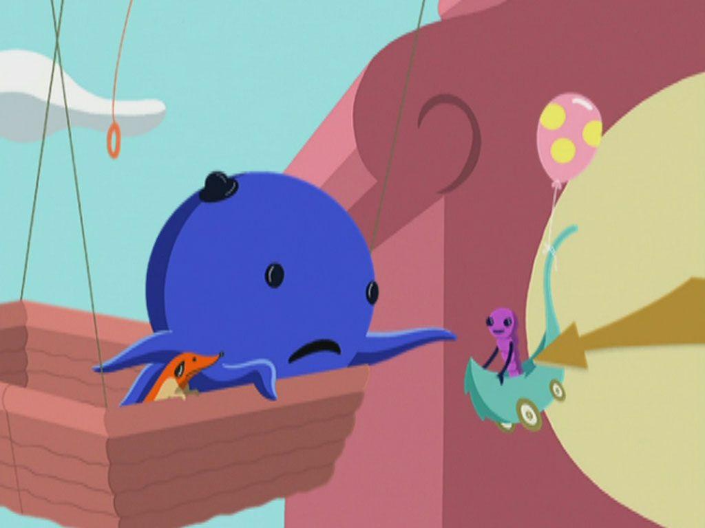 Oswald Season 1 Episode 26