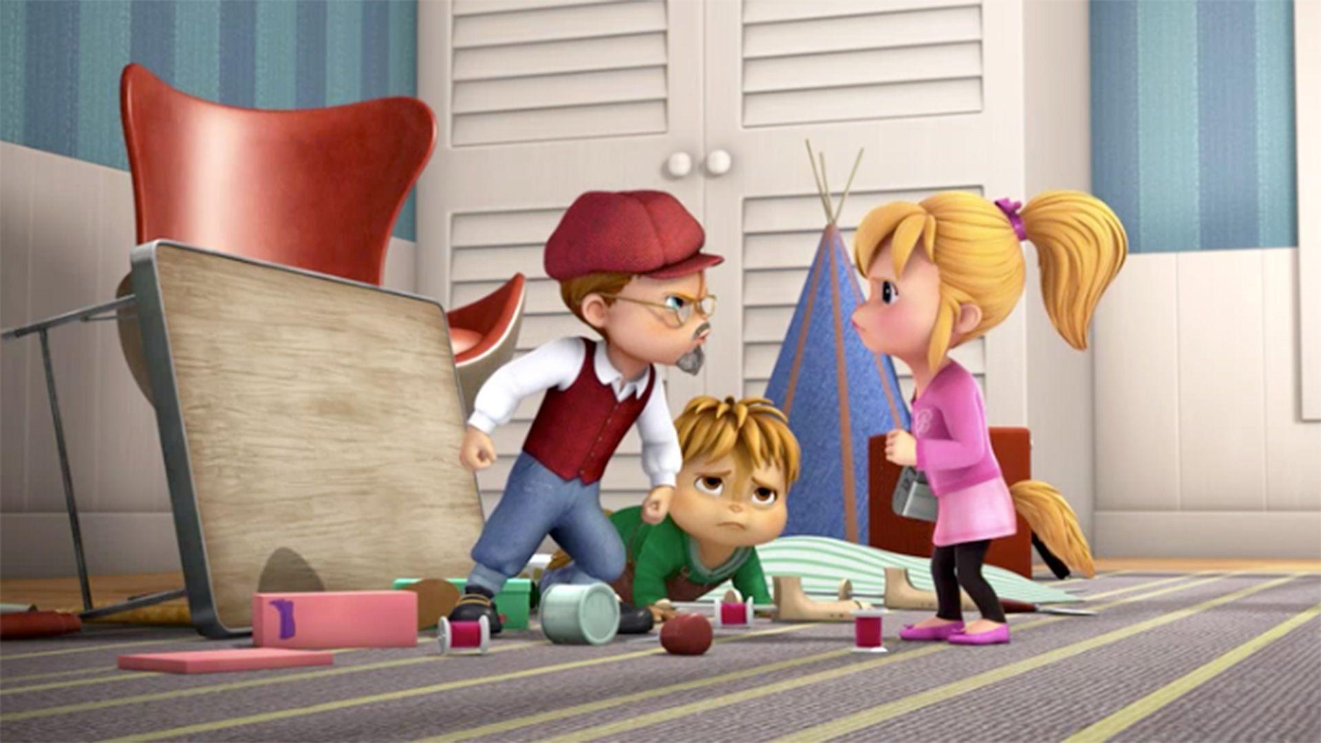 Alvinnn!!! and the Chipmunks Season 4 Episode 33
