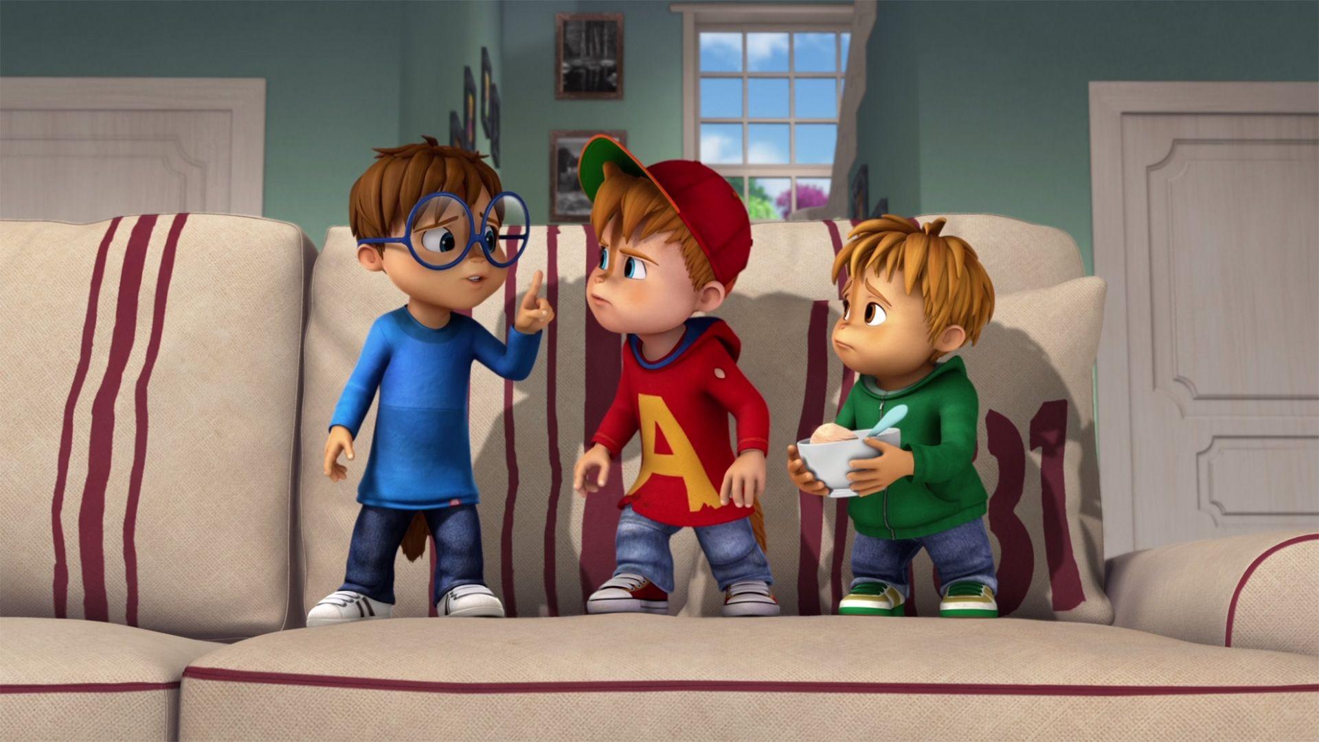 Alvinnn!!! and the Chipmunks Season 4 Episode 39